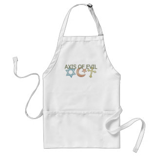 Axis of Evil Standard Apron