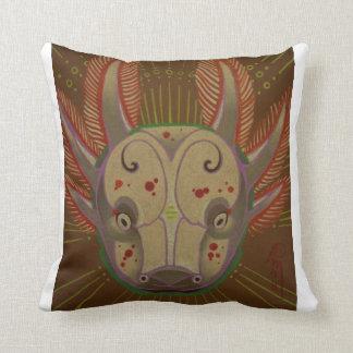 axolotl amphibian cushion