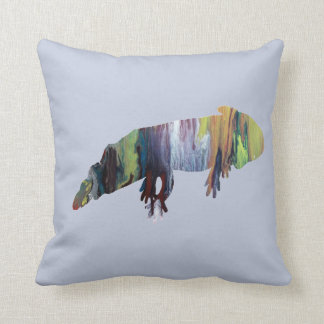 Axolotl Cushion
