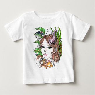 axolotl love baby T-Shirt