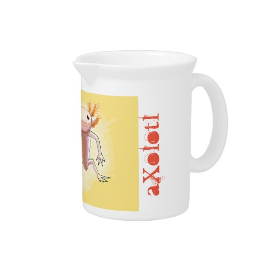 aXolotl Pitcher