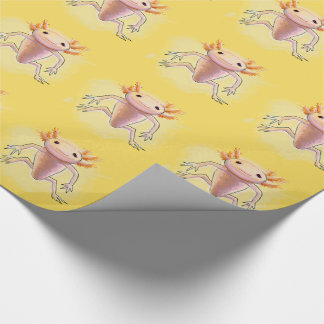 aXolotl Wrapping Paper