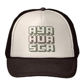 AYAHUASCA - I Love DMT & Shamanic Ceremonies, Camo Cap