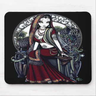"""Ayanna"" Mouse Pad"