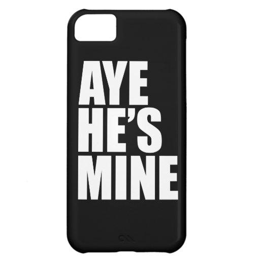 Aye He's Mine Case-Mate Vibe iPhone 5 Case