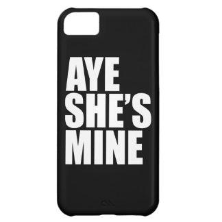 Aye She's Mine Case-Mate Vibe iPhone 5 Case