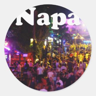 Ayia Napa Stickers
