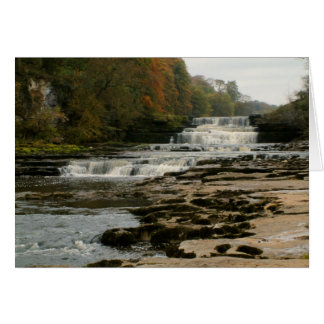 Aysgarth Lower Falls | Card
