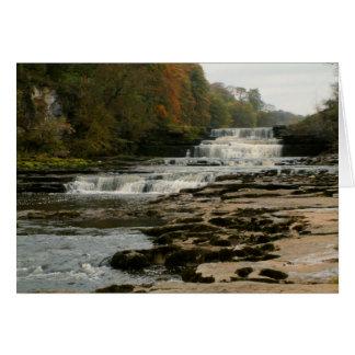 Aysgarth Lower Falls | Greeting Card