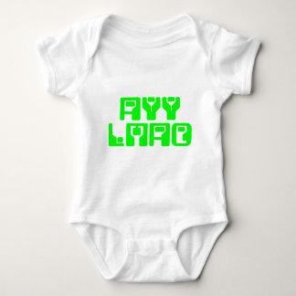 ayy lmao baby bodysuit