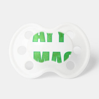ayy lmao baby pacifier