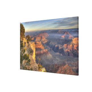 AZ, Arizona, Grand Canyon National Park, South 2 Canvas Print