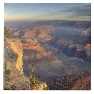 AZ, Arizona, Grand Canyon National Park, South 2 Ceramic Tile