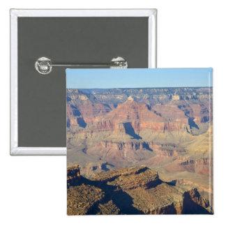 AZ, Arizona, Grand Canyon National Park, South 3 15 Cm Square Badge