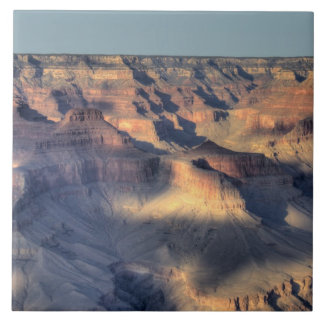 AZ, Arizona, Grand Canyon National Park, South 4 Large Square Tile