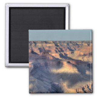 AZ, Arizona, Grand Canyon National Park, South 4 Square Magnet