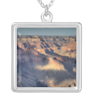 AZ, Arizona, Grand Canyon National Park, South 4 Square Pendant Necklace