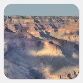 AZ, Arizona, Grand Canyon National Park, South 4 Square Sticker