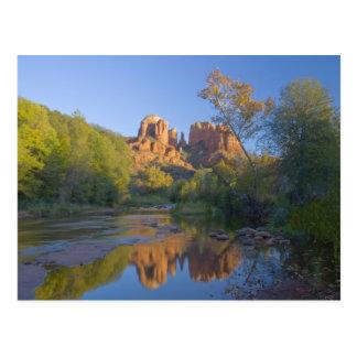 AZ, Arizona, Sedona, Crescent Moon Recreation Postcard