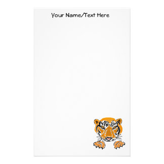 AZ- Leaping Tiger Stationery