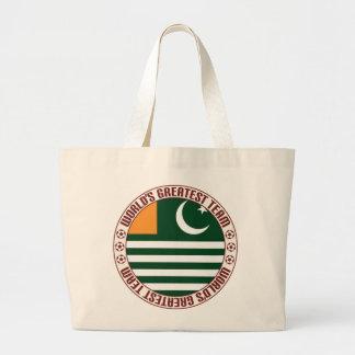 Azad Kashmir Greatest Team Jumbo Tote Bag
