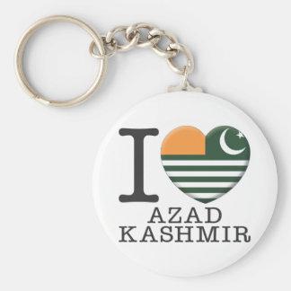 Azad Kashmir Key Ring