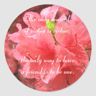 Azalea Field: Friendship - Sticker