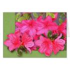 Azalea Large Font Easter Card