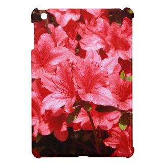 azalea red flowers iPad mini covers