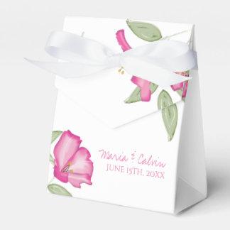Azalea Wedding Favor Box