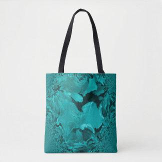 Azaleas in the sea.... tote bag
