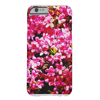 Azalia Pink Flower Barely There iPhone 6 Case