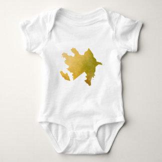 Azerbaijan Baby Bodysuit