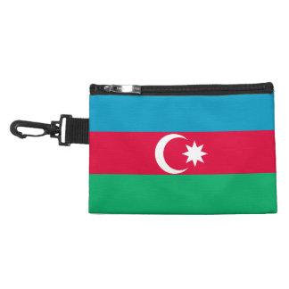 Azerbaijan Flag Accessory Bag