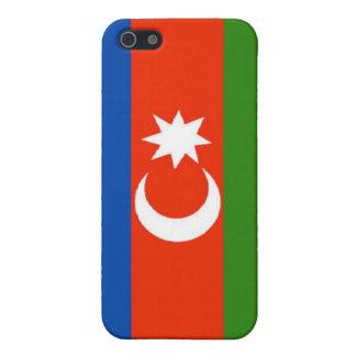 Azerbaijan Flag Case For iPhone 5/5S