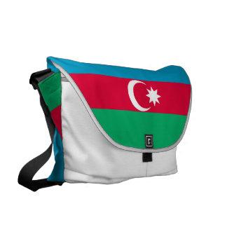 Azerbaijan Flag Courier Bag