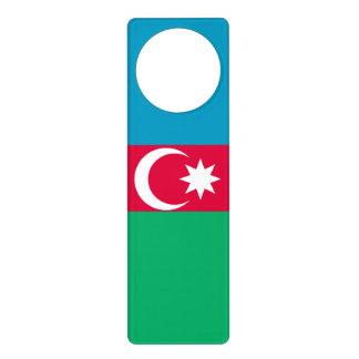 Azerbaijan Flag Door Hanger