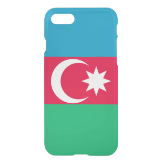 Azerbaijan Flag iPhone 8/7 Case