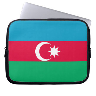 Azerbaijan Flag Laptop Sleeve