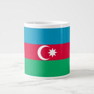 Azerbaijan Flag Large Coffee Mug