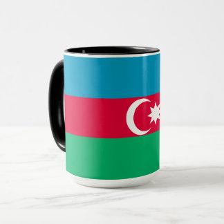 Azerbaijan Flag Mug