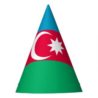 Azerbaijan Flag Party Hat