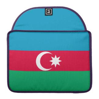 Azerbaijan Flag Sleeve For MacBooks