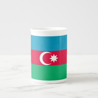 Azerbaijan Flag Tea Cup
