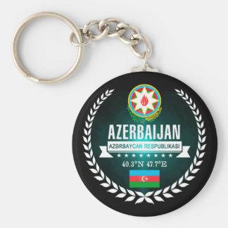 Azerbaijan Key Ring