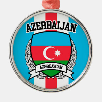 Azerbaijan Metal Ornament