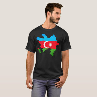 Azerbaijan Nation T-Shirt