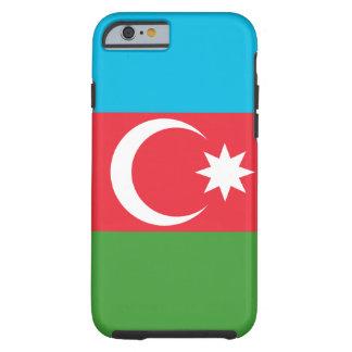 Azerbaijan National World Flag Tough iPhone 6 Case