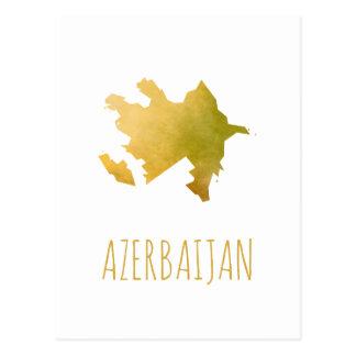 Azerbaijan Postcard