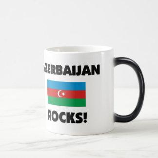 Azerbaijan Rocks Magic Mug